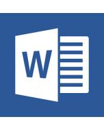 Word 2008 – Intermediate