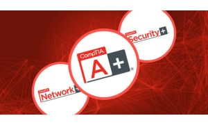 CompTIA Complete Accredited Mega Bundle (Includes Exams,Labs & Career Service)