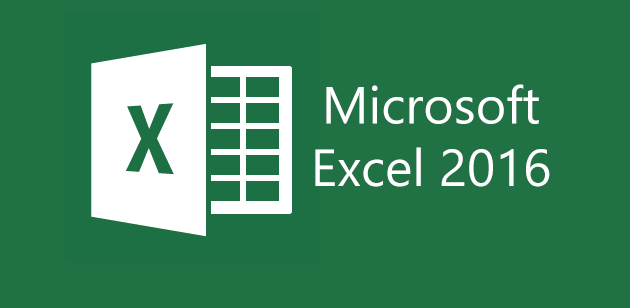 Excel 2016 – PC