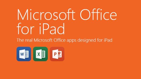 Office for iPad – Fundamentals